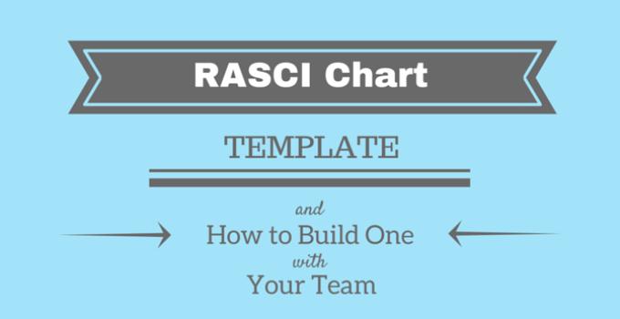 RASCI Chart Template