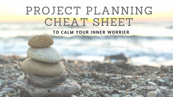 Project Planning Cheat Sheet