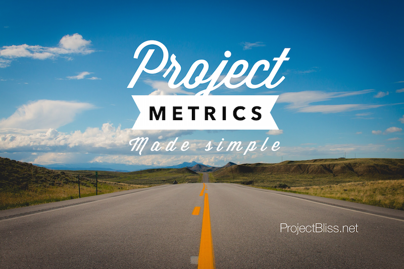 Project Metrics Made Simple