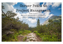 project manager career path