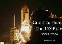 Grant Cardone 10X Rule