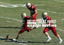 Project Kickoff Meeting Agenda
