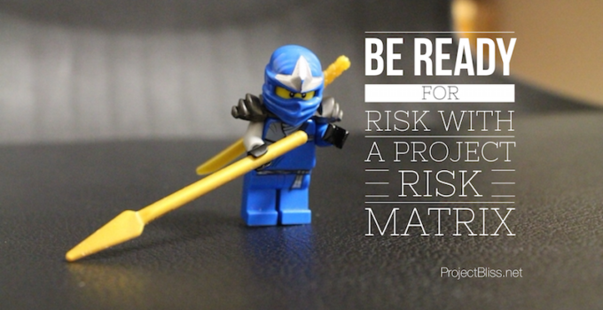Project Management Risk Matrix