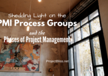 pmi process groups leigh espy project bliss