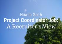 Project Coordinator Job