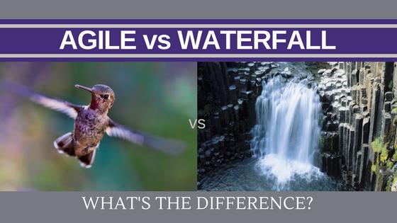 Agile vs waterfall methodology what 39 s the difference for What is the difference between waterfall and agile methodologies