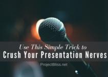 crush your presentation nerves
