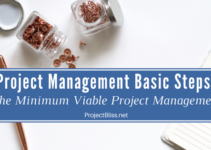 project management basic steps