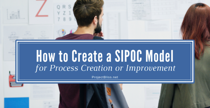 SIPOC Model SIPOC Template