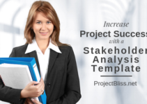 Increase Project Success with a Stakeholder Analysis Template This stakeholder analysis template helps identify key project stakeholders so you can keep everyone informed. https://projectbliss.net/stakeholder-analysis-template/ #projectmanagement