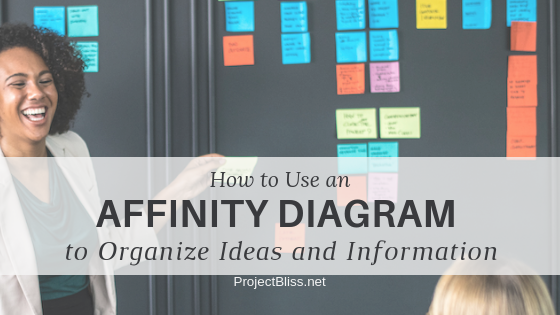 How To Use An Affinity Diagram To Easily Organize Ideas