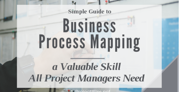Simple Guide to business process mapping projectbliss