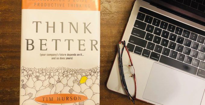 Think Better Tim Hurson Book Summary Project Bliss