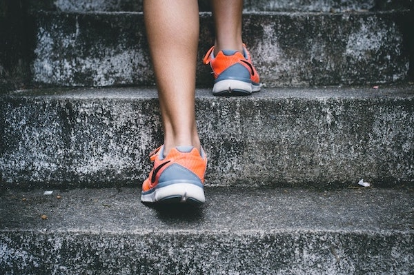 exercise helps manage stress at work